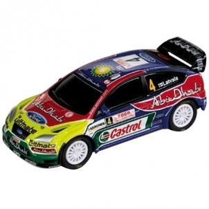 Radio bangomis valdomas automobilis 1:16 R/C Vehicle- 2009 Ford Focus WRC08