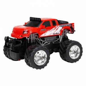 Radio bangomis valdomas automobilis 1:24 R/C Ford Raptor RC automobiliai vaikams