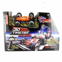 Radio bangomis valdomas automobilis R/C 3D Twister