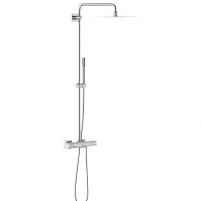 Rainshower 10'' shower system THM