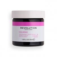 Raminanti naktinė veido kaukė Revolution Skincare Mood Stressed 50 ml
