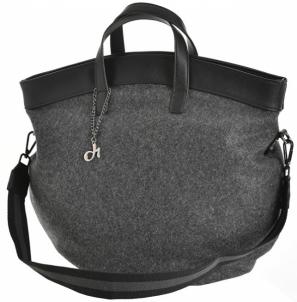 Handbag Deha Women´s Bag D63237 Black