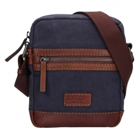 Rankinė Lagen Men´s shoulder bag 22409 TAN / NAVY