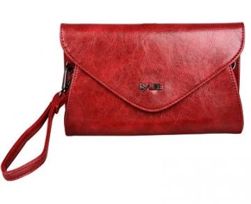 Handbag LYLEE Elegant love letter Red