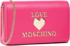 Rankinė per petį Love Moschino JC4083PP1CLF 0604 Rožinė Rankinės