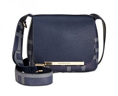 Handbag Tommy Hilfiger Handbag Sienna Saddle Bag Blue