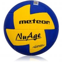 Rankinio kamuolys Meteor Magnum Nuage 2, Spalva mėlyna-geltona Hand balls