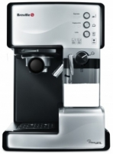 Rankinis kavos aparatas Breville PrimaLATTE BRVCF045X su kapučino funkcija Coffee maker