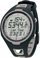 Rankinis laikrodis Sigma Sporttester PC 15.11 Gray Unisex laikrodžiai