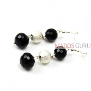 Handmade earrings A062