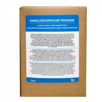 Rankų dezinfekantas AQM Hand Sanitizer, Biocidic, Alcohol free, 5 Liters Veido, galvos apsaugos bei dezinfekcinės priemonės