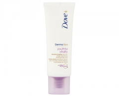 Rankų kremas Dove Derma Spa Youthful Vitality 75 ml