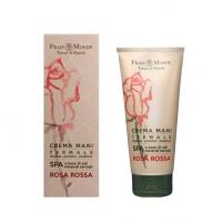 Hand cream Frais Monde Red Rose Hand Cream Cosmetic 100ml