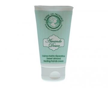 Rankų kremas Jeanne En Provence Hydrating nourishing hand cream Mandle (Healing Hands Cream) 75 ml Rankų priežiūros priemonės