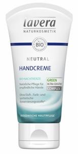 Rankų kremas Lavera Natural (Hand Cream) Neutral (Hand Cream) 50 ml Rankų priežiūros priemonės