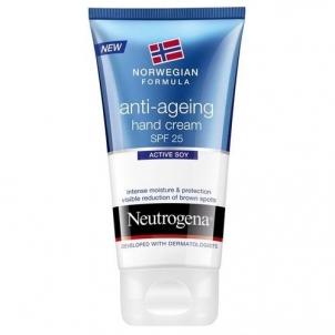 Rankų kremas Neutrogena (Anti-Aging Hand Cream) 50 ml Rankų priežiūros priemonės