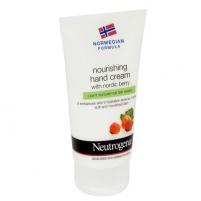 Rankų kremas Neutrogena Nordic Berry (Nourishing Hand Cream) 75 ml Уход за кожей рук