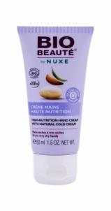 Rankų kremas NUXE BIO BEAUTÉ High-Nutrition Hand Cream Hand Cream 50ml Rankų priežiūros priemonės