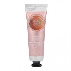 Rankų kremas The Body Shop Pink Grapefruit Hand Cream Cosmetic 30ml Rankų priežiūros priemonės