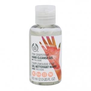 Rankų žele The Body Shop Pink Grapefruit Hand Cleanse Gel Cosmetic 60ml Rankų priežiūros priemonės