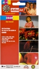Rašalas ActiveJet AC-41 | Color | 18 ml | Refill | Canon CL-41,CL-51