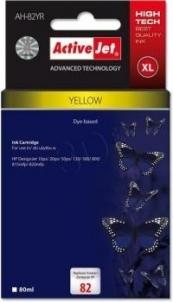 Rašalas ActiveJet AH-913 yellow | HP C4913A