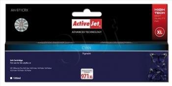 Rašalas ActiveJet AH-971CRX | Cyan | 100 ml | HP HP 971XL CN626AE