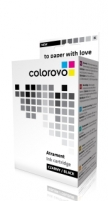 Rašalas COLOROVO 27-BK | Black | 20 ml | HP 27 (C8727AE) remanufactured