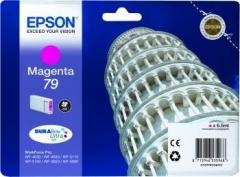 Rašalas Epson magenta T7913 | 7 ml | WF-5110DW/WF-5190DW/WF-5620DWF/WF-5690DWF