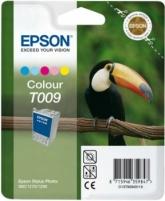 Rašalas Epson T009 color   Stylus Photo 900/1270/1290/1290S