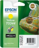 Rašalas Epson T0344 yellow | Stylus Photo 2100/2100 Colour Management Edition