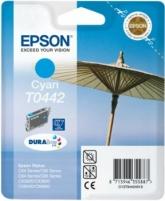 Rašalas Epson T0442 cyan   Stylus C64/66/66 Photo Edition/84/84N/84WiFi/86,CX365