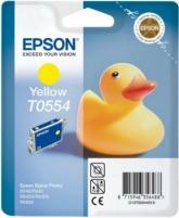 Rašalas Epson T0554 yellow | Stylus Photo R240/245,RX420/425/520