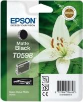 Rašalas Epson T0598 matte black | Stylus Photo R2400