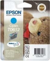 Rašalas Epson T0612 cyan DURABrite | Stylus D68 Photo Edition/88/88 Plus,DX3800/