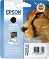 Rašalas Epson T0711 black DURABrite | Stylus D78/92/120/DX4000/4050/4400/4450/50