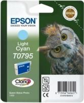 Rašalas Epson T0795 light cyan | Stylus Photo 1400