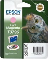 Rašalas Epson T0796 light magenta | Stylus Photo 1400