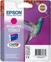 Rašalas Epson T0803 magenta | Stylus Photo R265/285/360,RX560/585/685