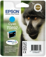 Rašalas Epson T0892 cyan DURABrite | 3.5ml | Stylus S20/SX100/SX105/SX200/SX205/
