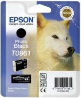 Rašalas Epson T0961 photo black UltraChrome K3 | Stylus Photo R2880