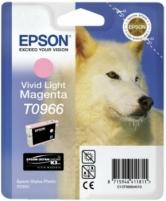Rašalas Epson T0966 vivid light magenta UltraChrome K3   Stylus Photo R2880