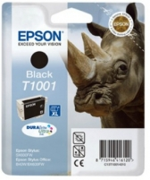 Rašalas Epson T1001 black DURABrite Ultra | 25.9ml | Epson Stylus Office B40W/BX