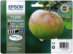 Rašalas Epson T1295 Multi Pack | Stylus SX425W/SX525WD/BX305F/BX320FW/BX625