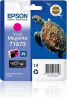Rašalas Epson T1573 Vivid Magenta | 25,9 ml | R3000