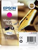 Rašalas Epson T1633 XL magenta DURABrite | 6,5 ml | WF-2010/25x0