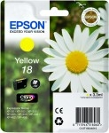 Rašalas Epson T1804 yellow   3,3 ml   XP-102/202/205/302/305/402/405/405WH
