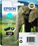 Rašalas Epson T2422 cyan | 4,6 ml | XP-750/850