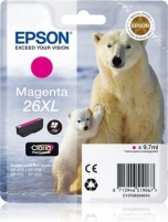 Rašalas Epson T2633 XL magenta Claria   9,7 ml    XP-600/700/800