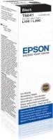 Rašalas Epson T6641 Black bottle| L100/L200